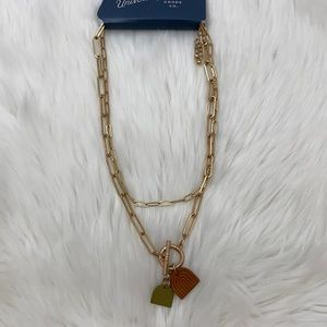 4/$20 Universal Thread 2 Gold Chain Necklaces